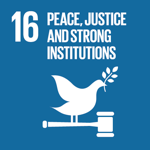 Sustainable Development Goal 16 - Peace, Justice, and Strong Institutions