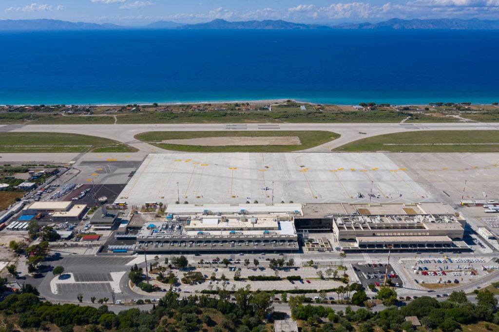 "Rhodes National Airport ""Diagoras"" RHO"