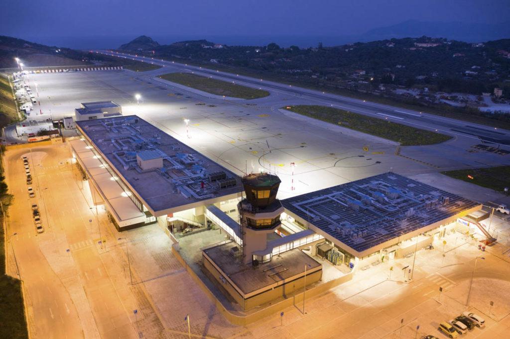 """Skiathos National Airport """"Alexandros Papadiamantis"""" JSI"""