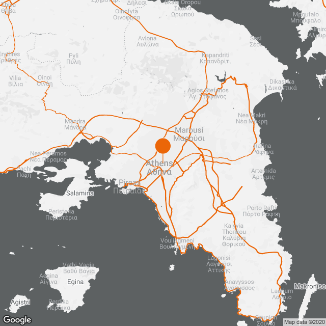 Remediation of Pedion Areos map